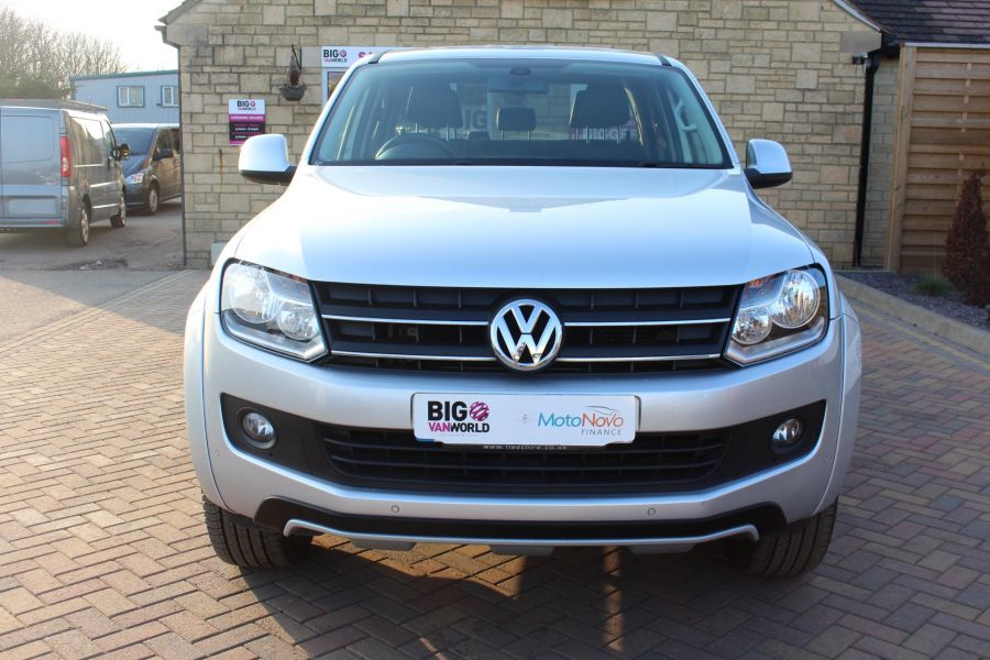 VOLKSWAGEN AMAROK TDI 180 CANYON 4MOTION DOUBLE CAB AUTO WITH ROLL'N'LOCK TOP - 7311 - 9