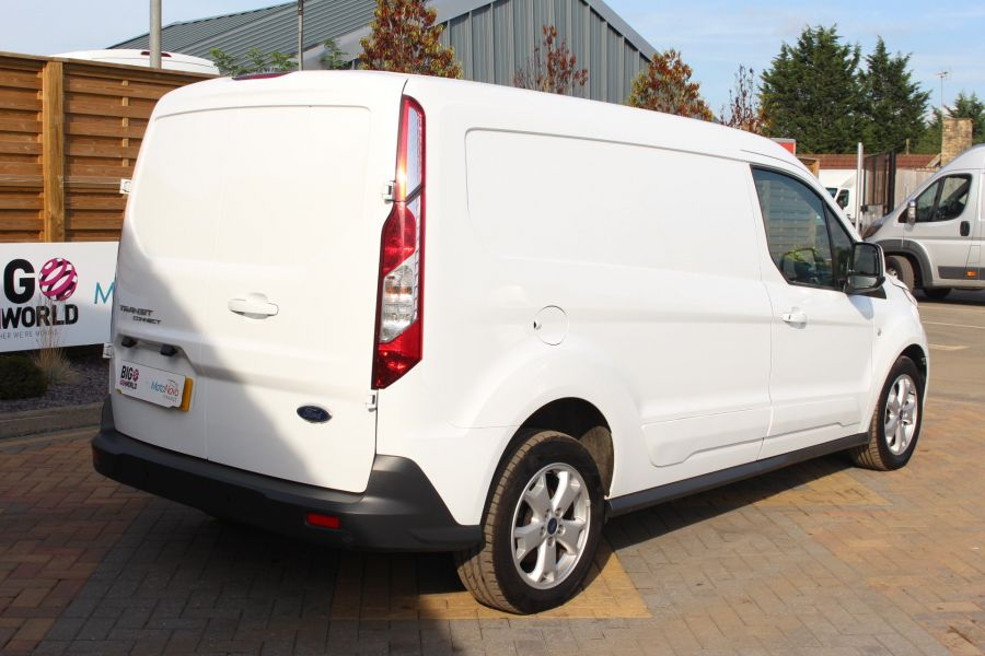 FORD TRANSIT CONNECT 240 TDCI 115 LIMITED L2 H1 LWB - 6165 - 5