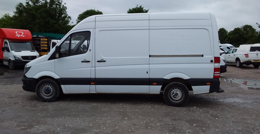 MERCEDES SPRINTER 314 CDI 140 MWB HIGH ROOF - 10876 - 7