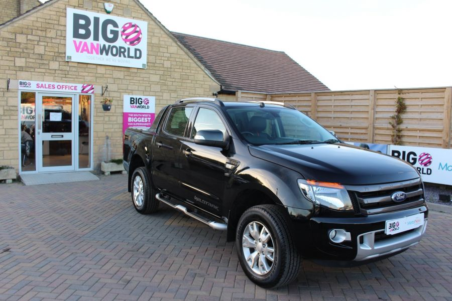 FORD RANGER WILDTRAK TDCI 200 4X4 DOUBLE CAB WITH ROLL'N'LOCK TOP - 8339 - 3