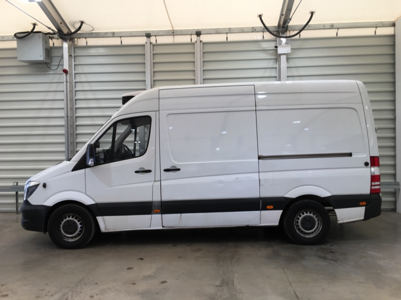 MERCEDES SPRINTER 313 CDI 129 MWB HIGH ROOF FRIDGE/FREEZER VAN WITH OVERNIGHT - 11409 - 5