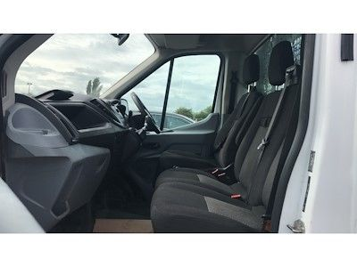 FORD TRANSIT 350 TDCI 130 L2 MWB SINGLE CAB 'ONE STOP' ALLOY TIPPER DRW RWD - 11162 - 9