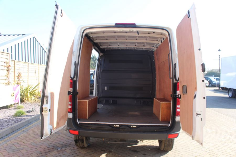 MERCEDES SPRINTER 313 CDI SWB STANDARD LOW ROOF - 8790 - 20
