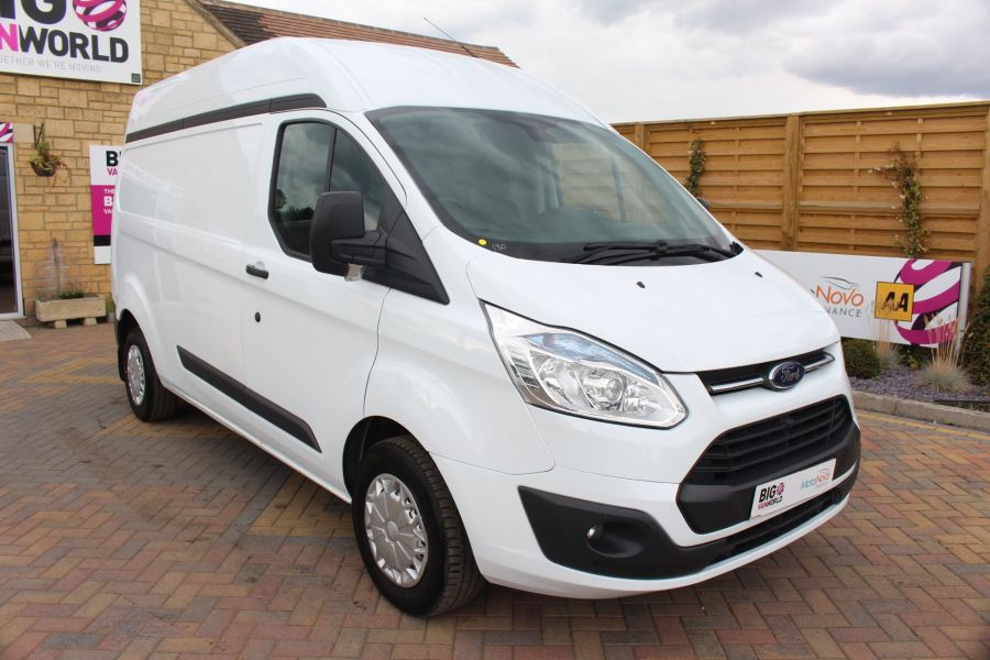 FORD TRANSIT CUSTOM 290 TDCI 125 TREND L2 H2 LWB HIGH ROOF - 6144 - 3