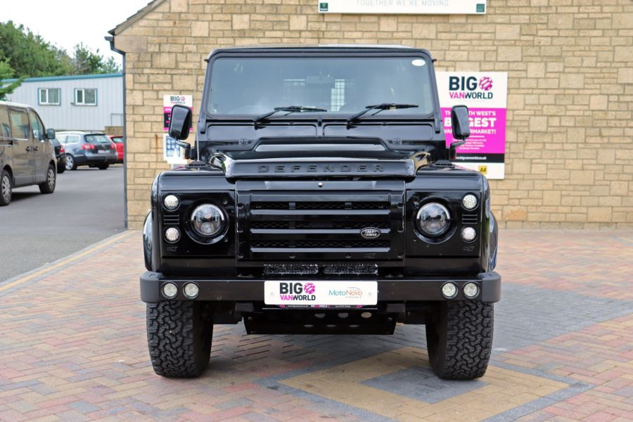 LAND ROVER DEFENDER 90 TD 122 XS URBAN TRUCK HARD TOP - 11096 - 11