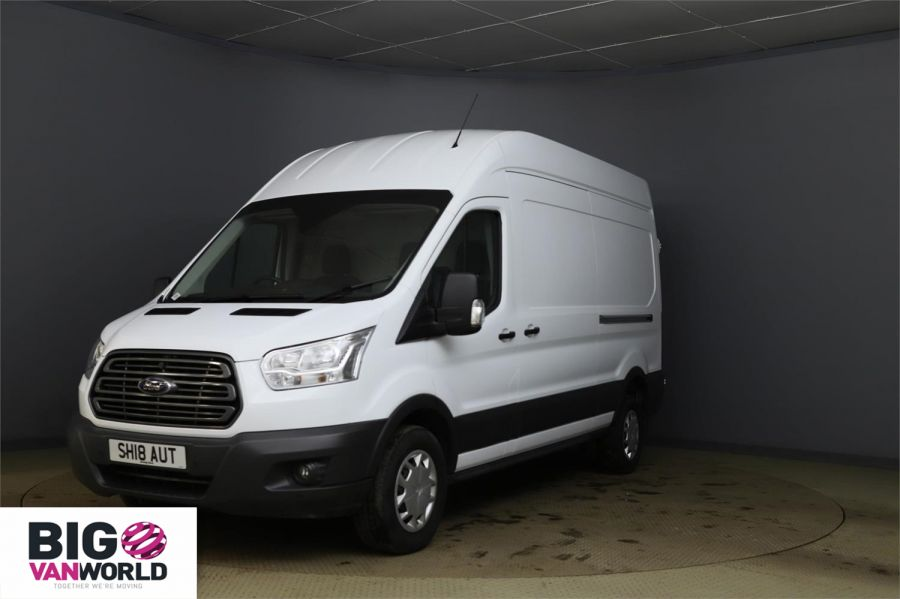 FORD TRANSIT 350 TDCI 130 L3H3 TREND LWB HIGH ROOF - 10951 - 6