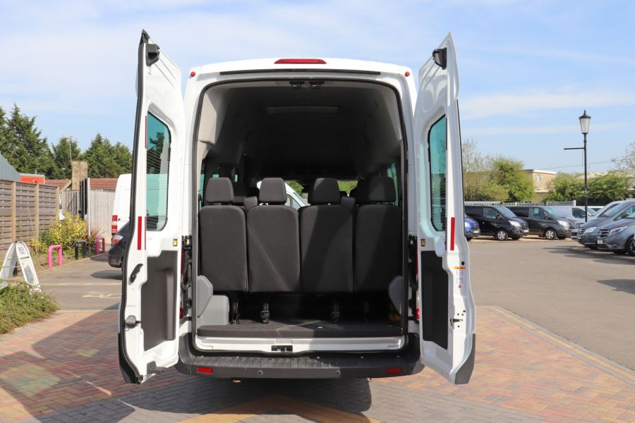 FORD TRANSIT 460 TDCI 125 L4H3 TREND 17 SEAT BUS HIGH ROOF DRW RWD - 10326 - 45