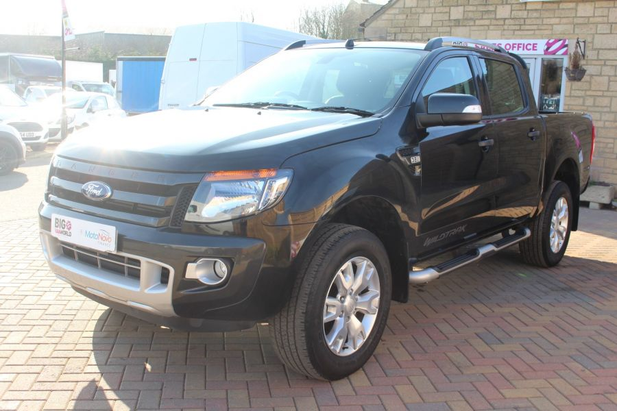 FORD RANGER WILDTRAK 4X4 TDCI 197 DOUBLE CAB - 7304 - 8
