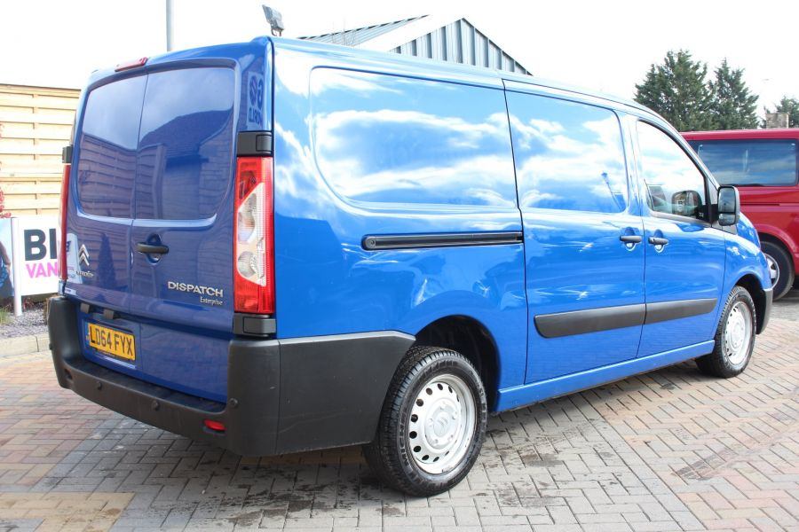 CITROEN DISPATCH 1200 HDI 125 L2 H1 ENTERPRISE LWB LOW ROOF - 7340 - 5