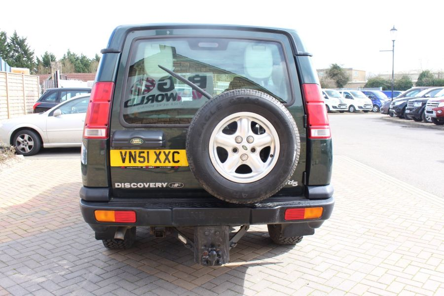 LAND ROVER DISCOVERY TD5 136 GS 7STR - 9105 - 6