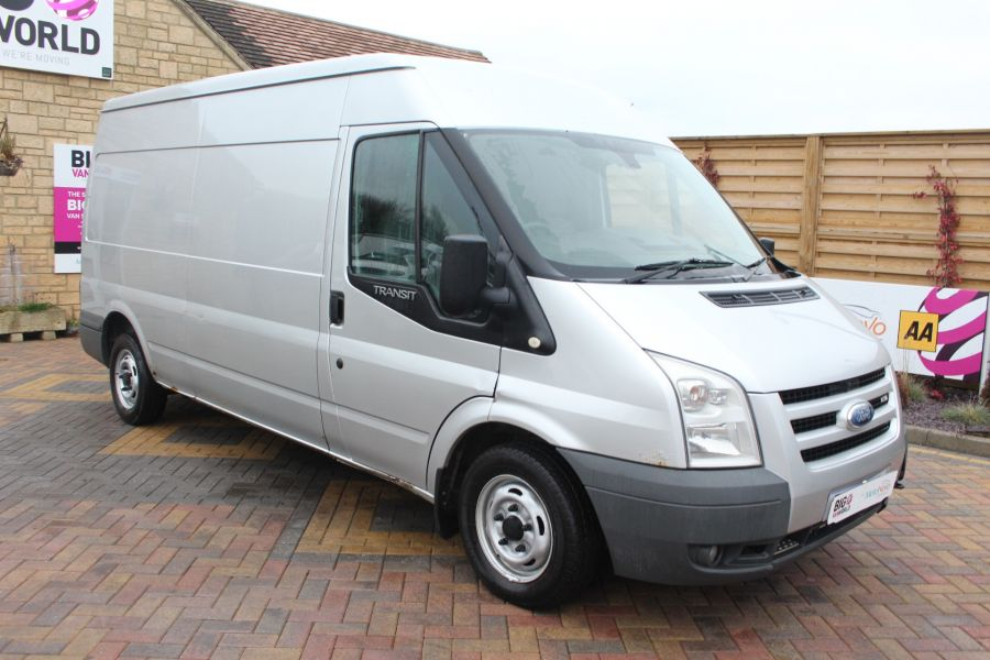 FORD TRANSIT 280 TDCI 110 LWB SEMI HIGH ROOF - 7121 - 3