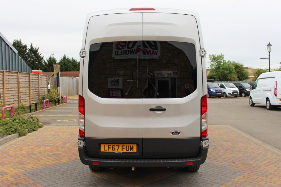 FORD TRANSIT 410 TDCI 155 L3 H3 TREND 15 SEAT BUS LWB HIGH ROOF RWD - 9126 - 6