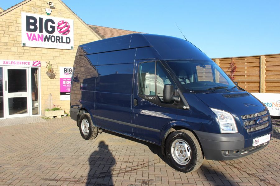 FORD TRANSIT 350 TDCI 125 TREND MWB HIGH ROOF FWD - 6867 - 2