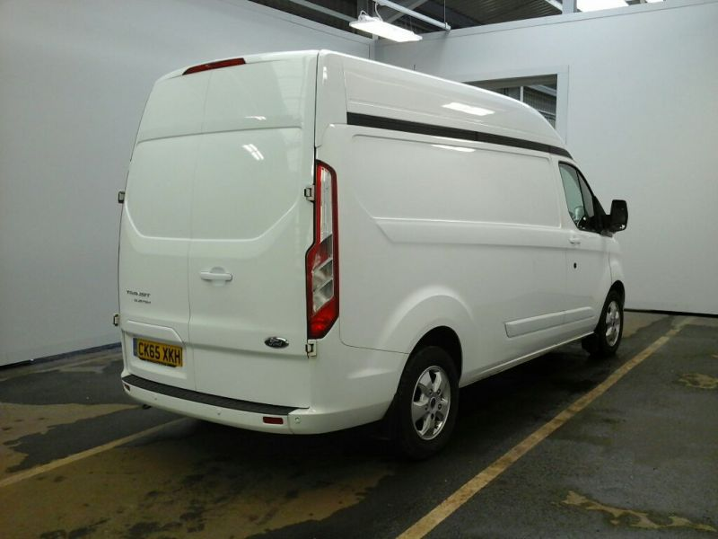 FORD TRANSIT CUSTOM 290 TDCI 125 L2 H2 LIMITED LWB HIGH ROOF FWD - 9471 - 2