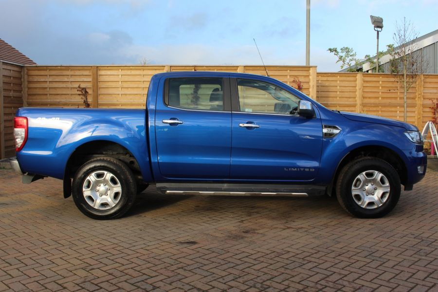 FORD RANGER TDCI 200 LIMITED 4X4 DOUBLE CAB - 6993 - 4