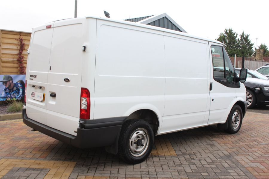 FORD TRANSIT 280 TDCI 125 SWB LOW ROOF FWD - 7093 - 5