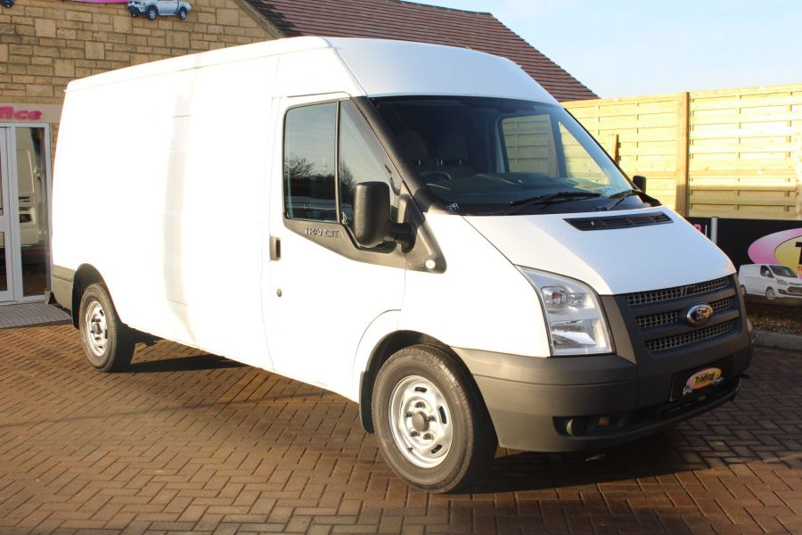 FORD TRANSIT 350 TDCI LWB MEDIUM ROOF FWD - 5090 - 1