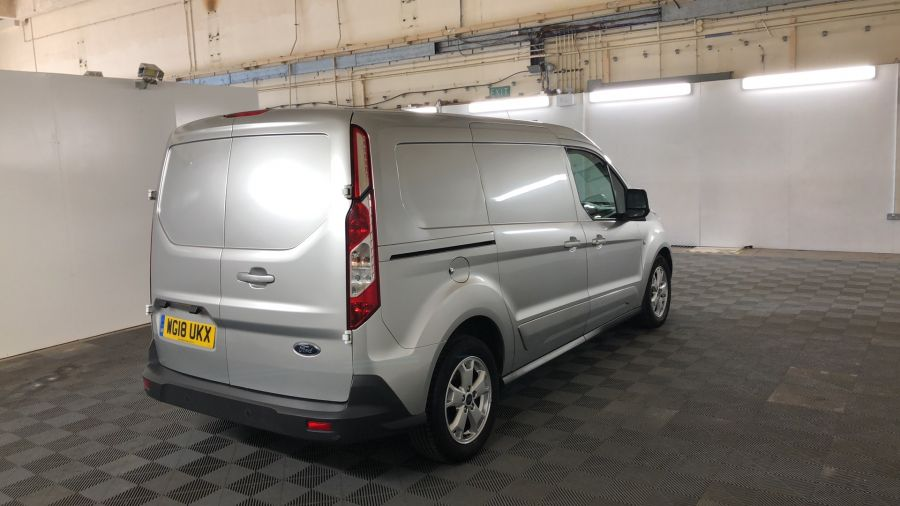 FORD TRANSIT CONNECT 240 TDCI 120 L2H1 LIMITED LWB LOW ROOF - 11398 - 3