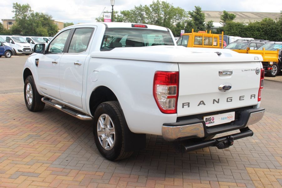 FORD RANGER 2.2 TDCI LIMITED 4X4 DOUBLE CAB WITH MOUNTAIN TOP - 6374 - 7