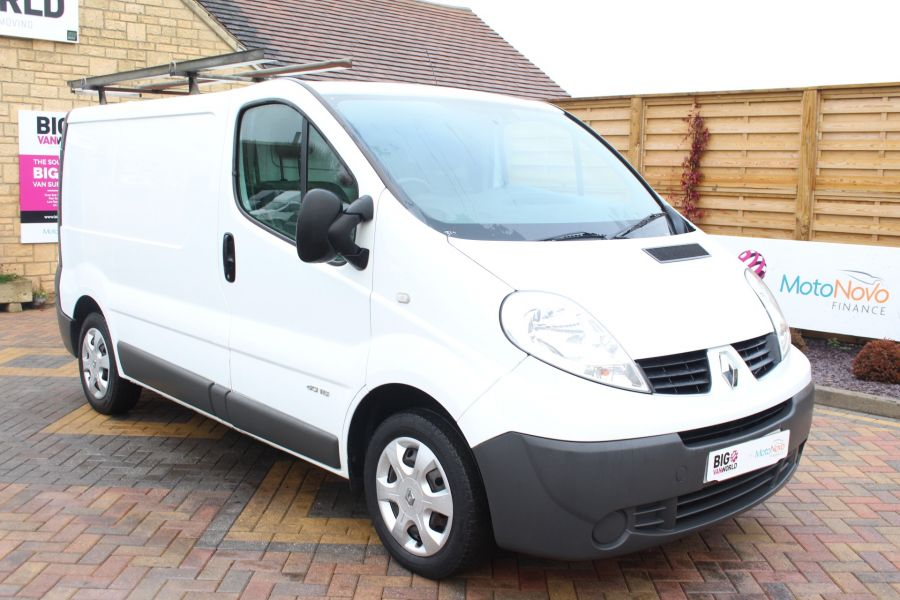 RENAULT TRAFIC SL27 DCI 115 L1 H1 SWB LOW ROOF - 7062 - 3