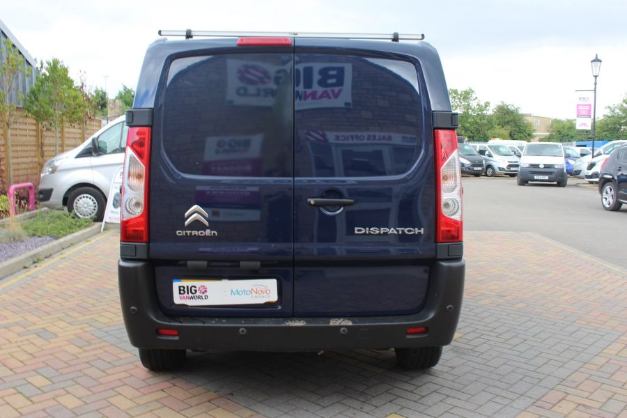 CITROEN DISPATCH 1000 HDI 90 L1 H1 ENTERPRISE SWB LOW ROOF - 6492 - 6
