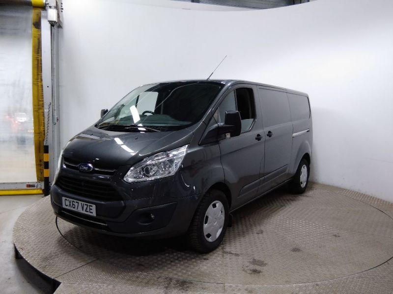 FORD TRANSIT CUSTOM 340 TDCI 170 L2H1 TREND LWB LOW ROOF FWD - 11564 - 1