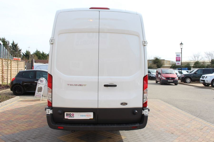 FORD TRANSIT 350 TDCI 125 L4 H3 JUMBO HIGH ROOF RWD - 7394 - 5