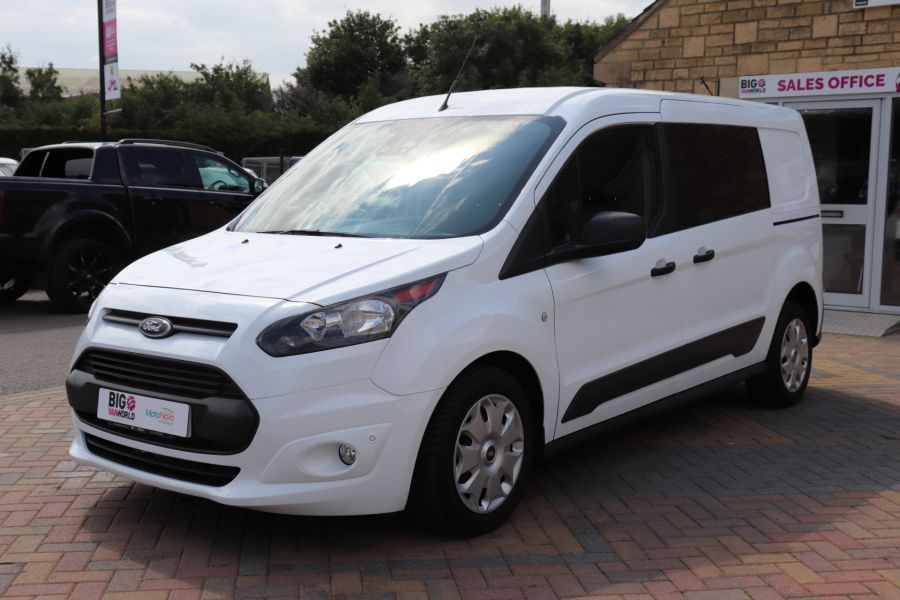 FORD TRANSIT CONNECT 240 TDCI 120 L2H1 TREND POWERSHIFT LWB LOW ROOF - 9769 - 9