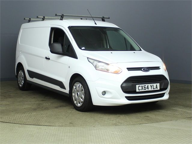 FORD TRANSIT CONNECT 210 TDCI 95 L2 H1 TREND SWB LOW ROOF - 6941 - 1