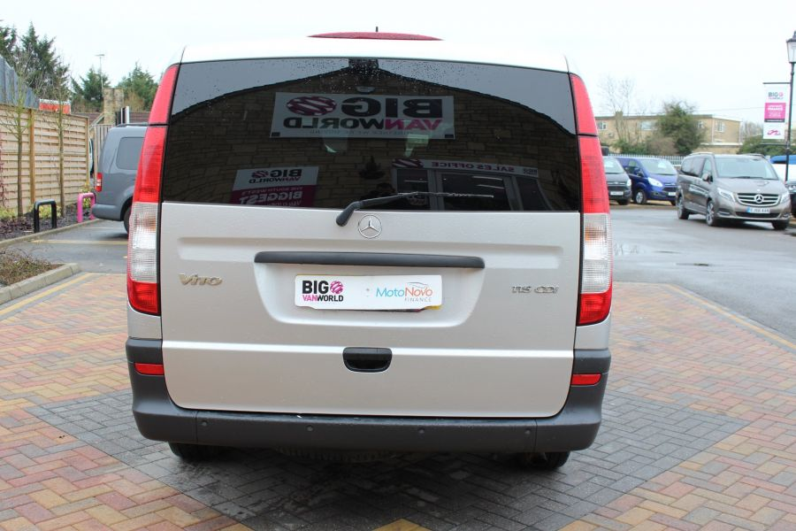 MERCEDES VITO 115 CDI EXTRA LONG 9 SEAT TRAVELINER - 7582 - 6