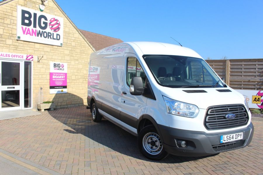 FORD TRANSIT 310 TDCI 100 L3 H2 LWB MEDIUM ROOF RWD - 9195 - 2