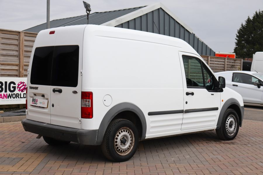FORD TRANSIT CONNECT T230 L TDCI 90 LWB HIGH ROOF  (13914) - 12297 - 7