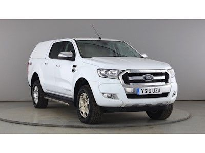 FORD RANGER TDCI 160 LIMITED 1 4X4 DOUBLE CAB WITH TRUCKMAN TOP - 11210 - 1