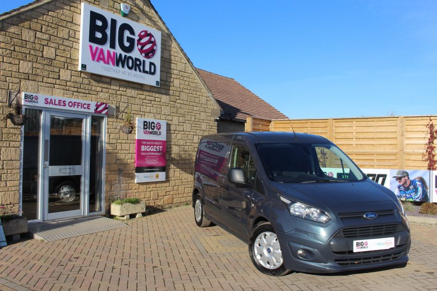 FORD TRANSIT CONNECT 240 TDCI 115 L2 H1 TREND LWB LOW ROOF - 6965 - 1