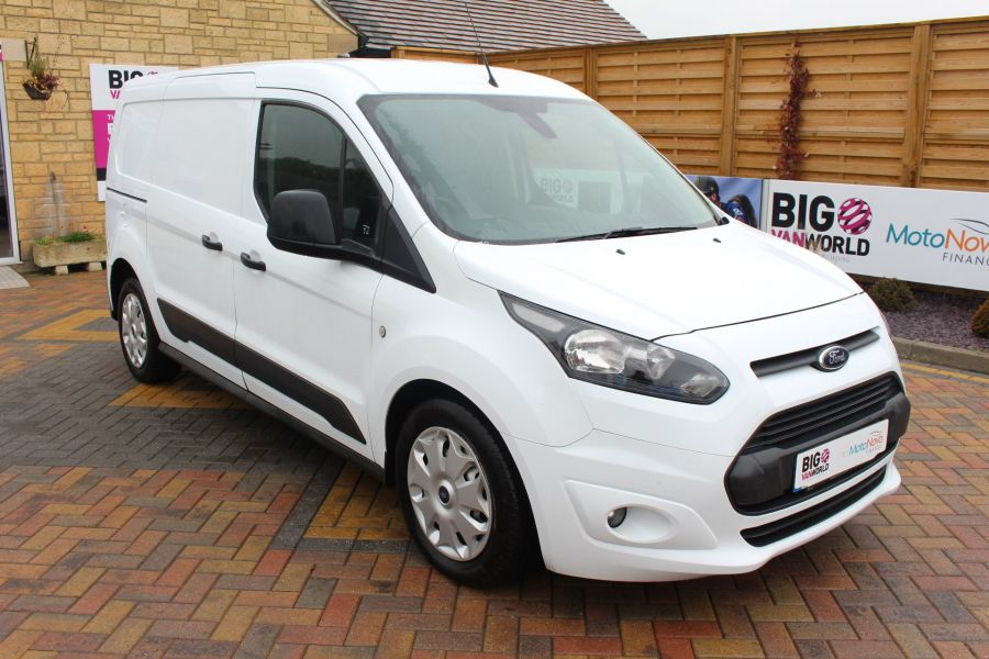 FORD TRANSIT CONNECT 240 TDCI 115 L2 H1 TREND LWB LOW ROOF - 6701 - 3