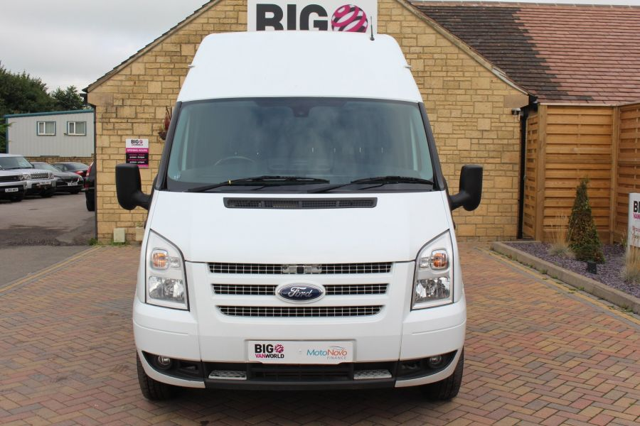 FORD TRANSIT 350 TDCI 125 LIMITED LWB HIGH ROOF FWD - 4893 - 9