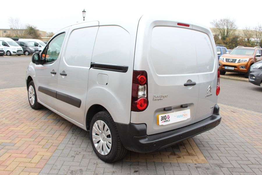 CITROEN BERLINGO 625 BLUEHDI 75 L1 H1 ENTERPRISE SWB LOW ROOF - 8535 - 7