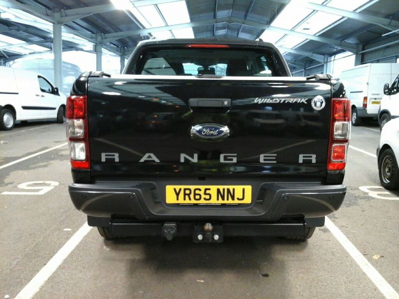FORD RANGER WILDTRAK TDCI 200 DOUBLE CAB 4X4 - 8784 - 3