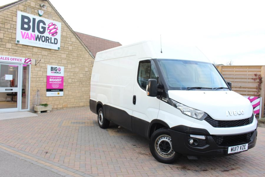 IVECO DAILY 35S13 HI-MATIC MWB HIGH ROOF - 8679 - 2