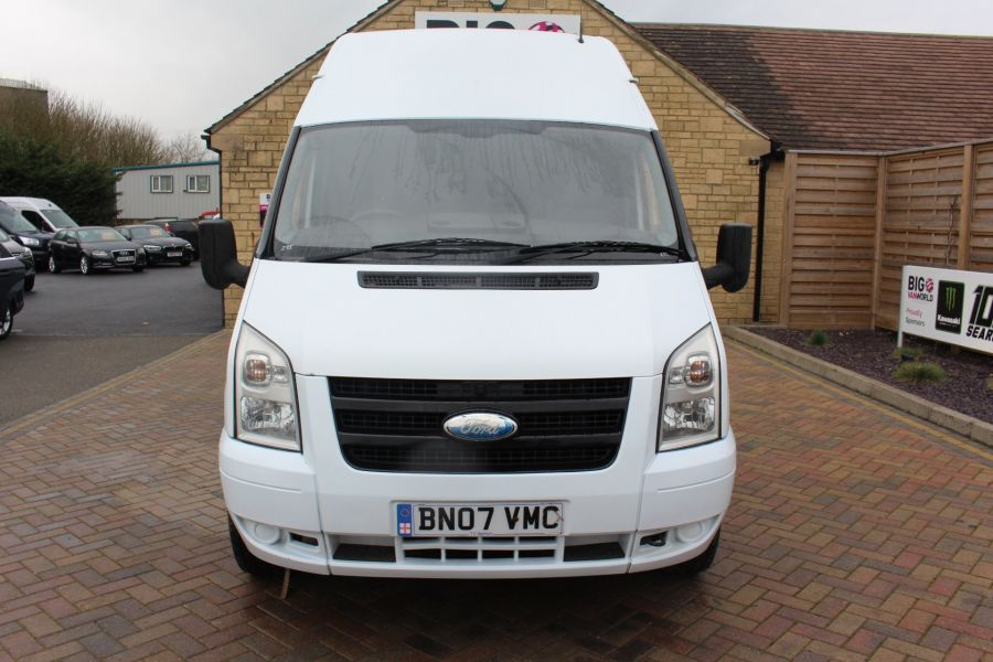 FORD TRANSIT 350 TDCI 100 LWB HIGH ROOF RWD - 9107 - 9