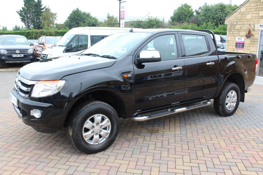 FORD RANGER XLT 4X4 DOUBLE CAB TDCI 150 - 6213 - 8