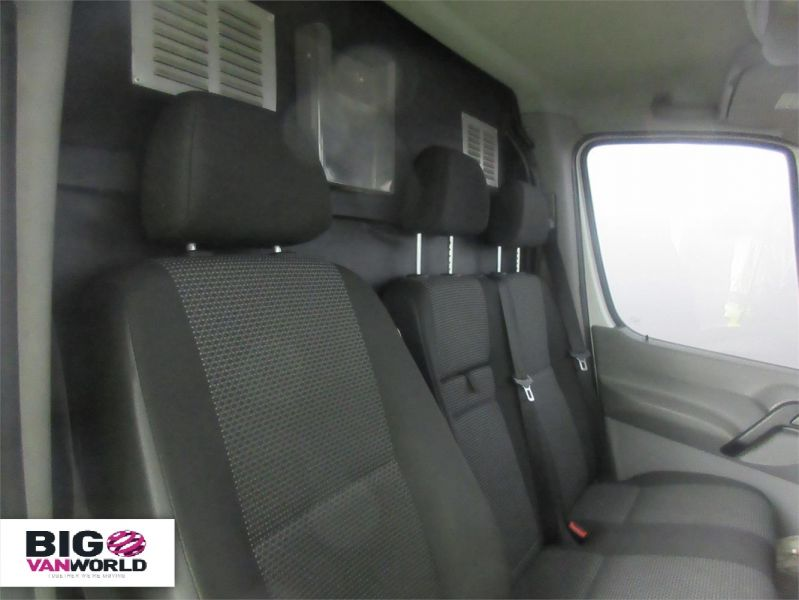 MERCEDES SPRINTER 313 CDI MWB HIGH ROOF FRIDGE WITH OVERNIGHT - 7388 - 10