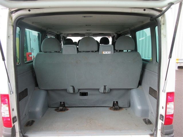 FORD TRANSIT 280 TDCI 125 TREND TOURNEO SWB LOW ROOF 9 SEAT MINIBUS FWD - 7621 - 12