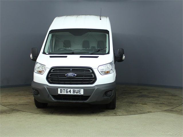 FORD TRANSIT 350 TDCI 155 L3 H3 LWB HIGH ROOF FWD - 7227 - 6