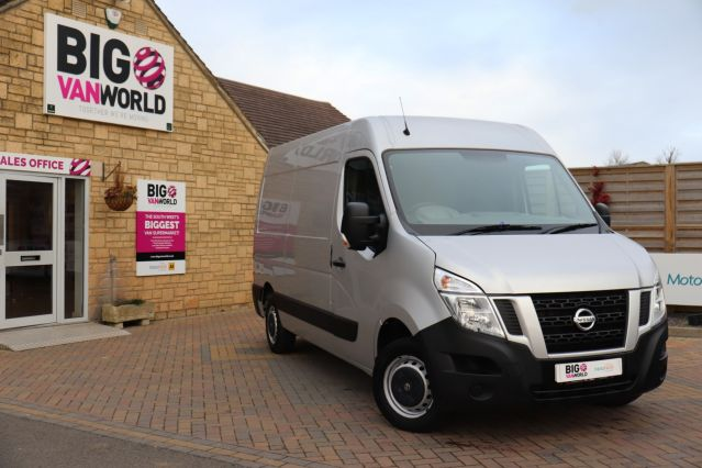Used NISSAN NV400 in Used Vans Swindon for sale