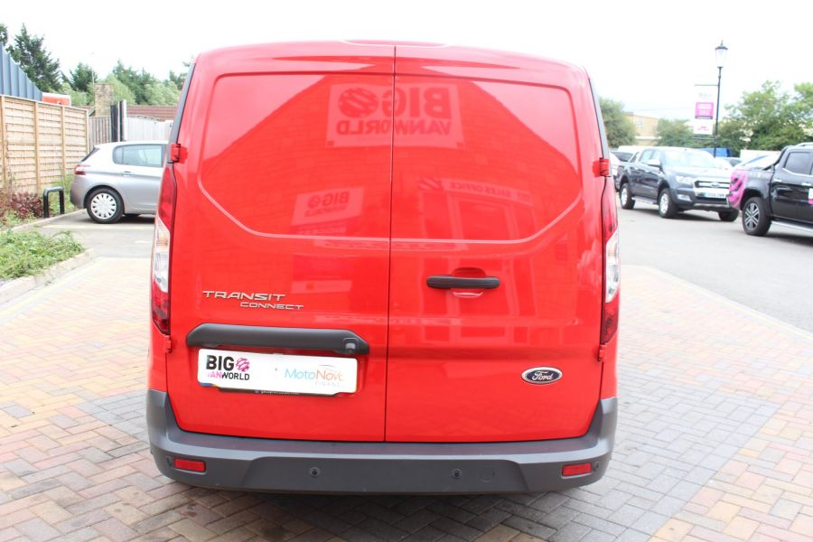 FORD TRANSIT CONNECT 210 TDCI 95 L2 H1 TREND LWB LOW ROOF - 8060 - 6