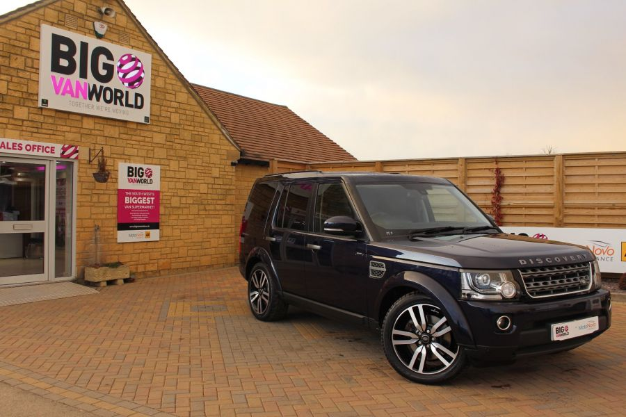 LAND ROVER DISCOVERY 3.0 SDV6 COMMERCIAL SE 255 BHP - 7303 - 1