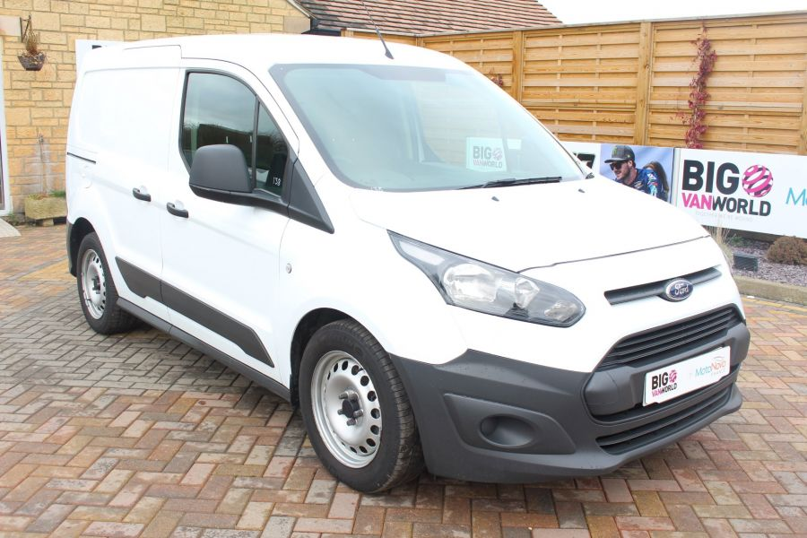 FORD TRANSIT CONNECT 220 TDCI 75 L1 H1 DOUBLE CAB 5 SEAT CREW VAN - 7182 - 3