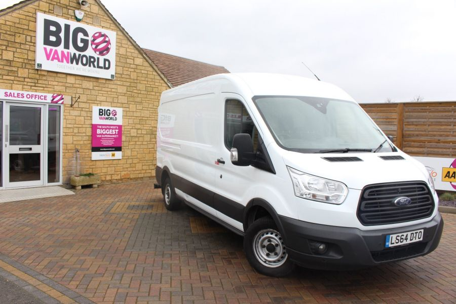 FORD TRANSIT 310 TDCI 100 L3 H2 LWB MEDIUM ROOF FWD - 8972 - 2