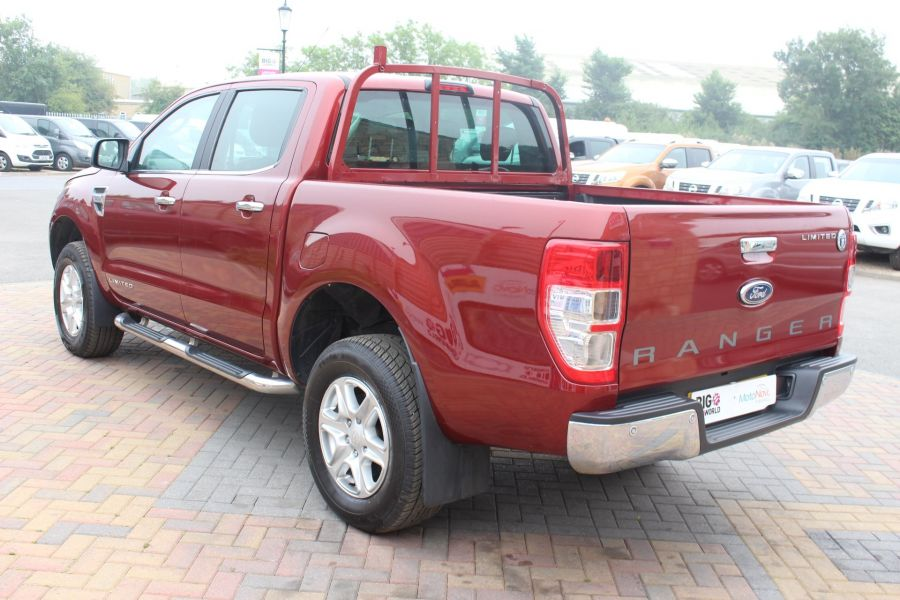 FORD RANGER TDCI 150 LIMITED 4X4 DOUBLE CAB - 8027 - 7